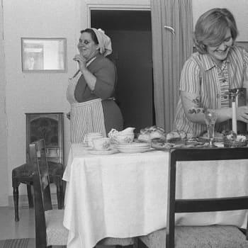 Naisen puheenvuoro (1966)
