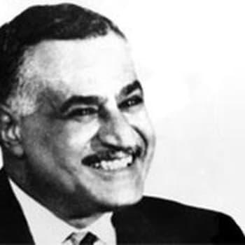 Gamal Abdel Nasser kuollut