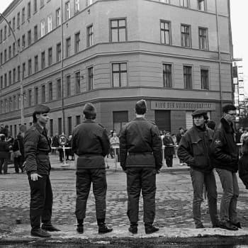 DDR:n 40 vuotta arvioitavina