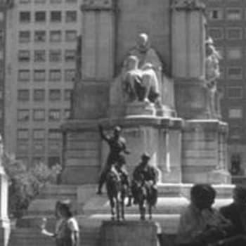 Pekan matkassa maailman ympäri: Madrid (1957)