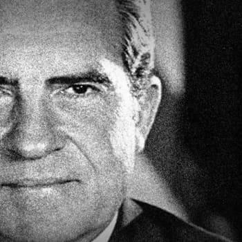 Richard Nixon valittu presidentiksi
