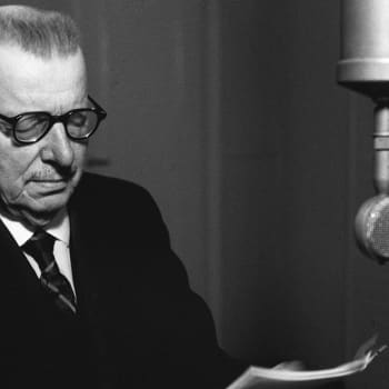 Presidentti Paasikiven puhe YYA-sopimuksesta (1948)