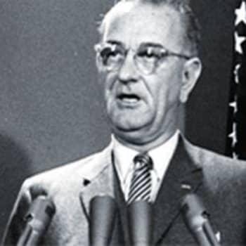 USA:n varapresidentti Lyndon B. Johnson Suomessa (1963)
