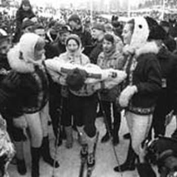 Hiihtourheilumme juhlaa ja kärsimyksiä (1966)