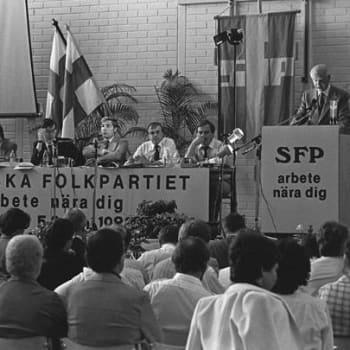 Suomalaiset puolueet: Ruotsalainen kansanpuolue