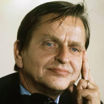 """Jag träffade Olof Palme"""