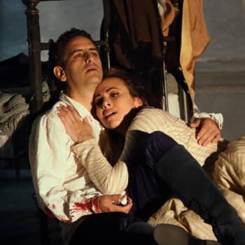 Oopperailta Lontoossa - Jules Massenet: Werther
