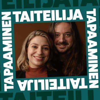 Muusikkopariskunta Dalia Stasevska ja Lauri Porra oppii jatkuvasti toisiltaan