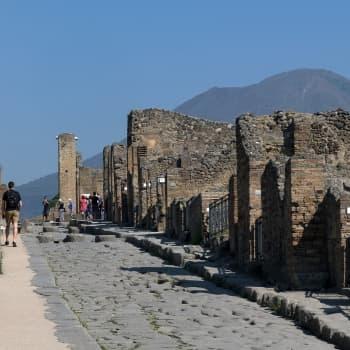Jätteet kertovat, miten Pompeijissa elettiin juuri ennen tuhoa - suomalaistutkijat mukana