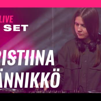 YleX Live - Kristiina Männikkö