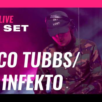 YleX Live - Rico Tubbs vs. Infekto