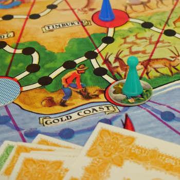 Strandsatt på St. Helena - berättelsen om nationalspelet Afrikas Stjärna