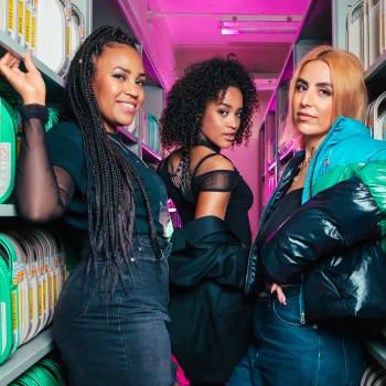FETTI, GOT7 & Kelly Rowland! Tinder-matka maailman ympäri!