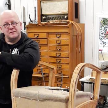 Verhoilijamestari Tapio Tahvanaisen pajasta kantautuu kuulumisia satojen vuosien takaa