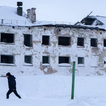 Muuttoliike tyhjentää Venäjän pohjoisia alueita