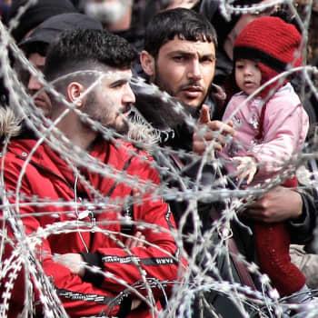 Turkiet, flyktingarna och vi