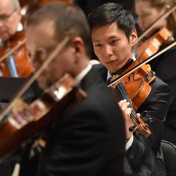 RSO:n kamarimusiikkikonsertti - Mozart & Finzi & Crusell