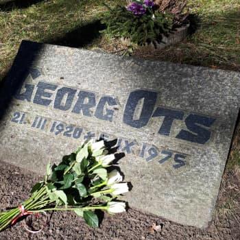 Georg Ots - elämän totuuden laulaja