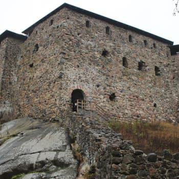 Raaseporin keskiaikainen linna oli tärkeä osa Ruotsin valtakunnan puolustusta ja eurooppalaista linnakulttuuria