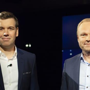 Pekka Lundmark - idrottsentusiast och inflytelserik företagsledare