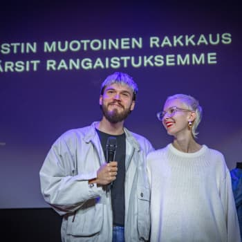 Vuodet Houm-kirkon johdossa ovat olleet nuorille Tanja ja Niklas Niemelälle raskaita, mutta äärettömän antoisia