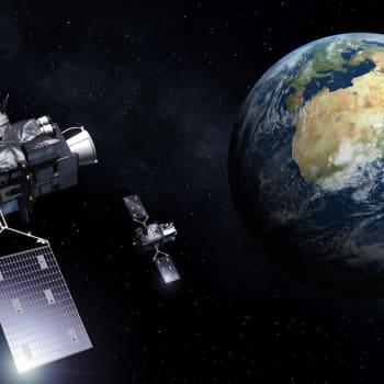 Sääennustajat saavat avukseen pian satelliitteja, jotka ovat kuin tieteistarinoista