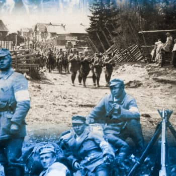 Osa 2: Suomalaiset Viroa vapauttamassa