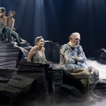 Oopperailta Suomen kansallisoopperassa: Richard Wagnerin Reininkulta