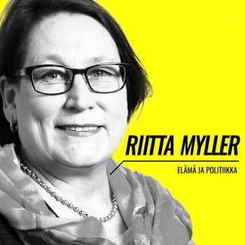 Elämä ja politiikka: Riitta Myller