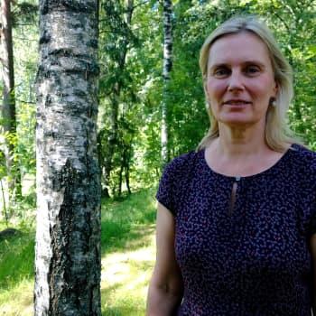 Saksalaisen musiikin ytimessä - ravitsemustieteilijä Nina Kopra