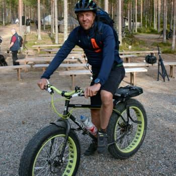 Pyöräilyilta