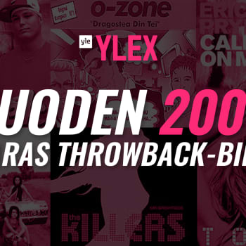 Vuoden 2004 paras Throwback-biisi selviää TOP 20 -listauksessa