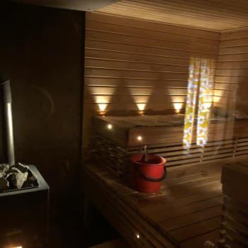 Saunomisen sanat