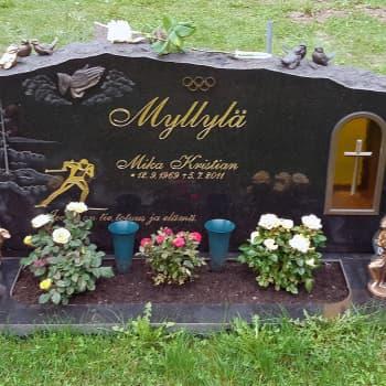 Mika Myllylä - herkkä karpaasi