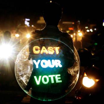 Miten demokratiaa voisi korjata?