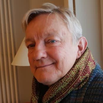 Kuusi kuvaa kuvataiteilija ja kirjailija Hannu Väisäsen elämästä