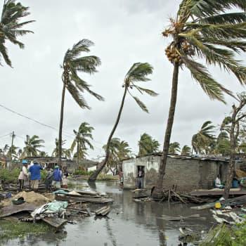 Miten Mosambik voi selvitä pahenevista myrskyistä?
