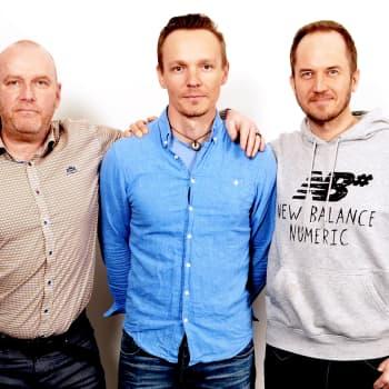Vieraana yhdistetyn päävalmentaja Petter Kukkonen