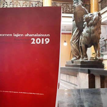 Suomen luonnon punainen kirja