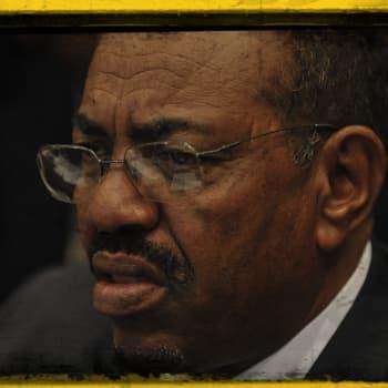 Taikasauva Omar al-Bashir