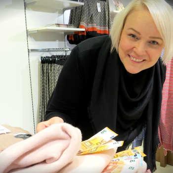 Himoshoppaaja Minna Nikula vaihtoi merkkilaukut osakkeisiin - Nyt hänellä on paksu salkku ja halu auttaa naisia rikastumaan