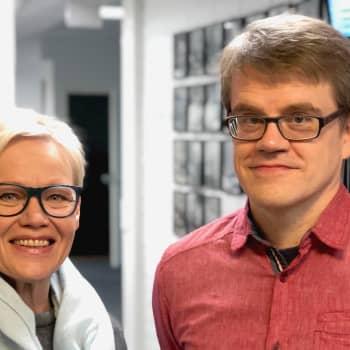 EU-erikoistoimittaja Susanna Turunen