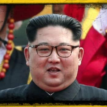 Suuri seuraaja Kim Jong-un