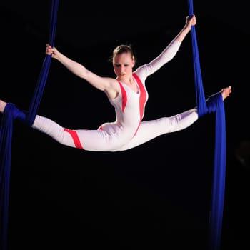 Ilma-akrobatia on ollut yksi vaarallisimmista sirkuslajeista