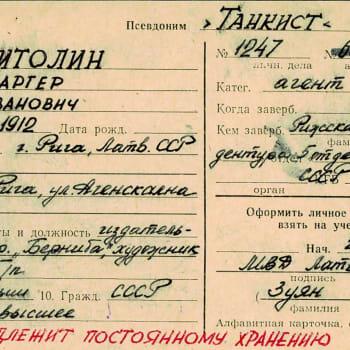 Latvia kohtaa kipeät muistonsa - KGB-kätyreiden nimet julki
