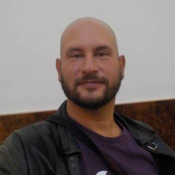 Andrej Grubacic - Jugoslavialainen anarkisti