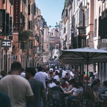 Mihin suuntaan Italia on kehittymässä, valtiotieteen tohtori Pekka Korpinen