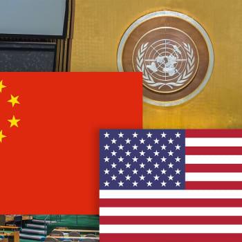 Kiina on nouseva valta myös YK:ssa