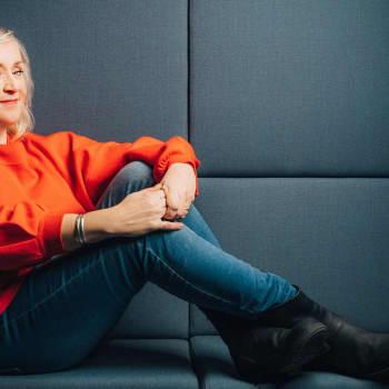 Aino Seppo ja Jaana Saarinen kertovat, mikä on pitkän, syvän ystävyyssuhteen salaisuus