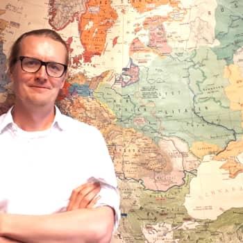 Minkälaista on Ruotsin EU-politiikka, dosentti Johan Strang